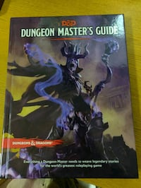 Dungeons & Dragons 5th Edition books & DM screen Fort Hood, 76544