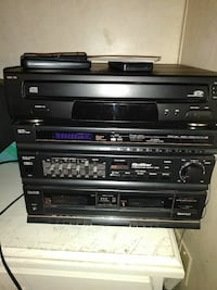 Vintage stereo with speakers $50 dollars or trade Aiken, 29803