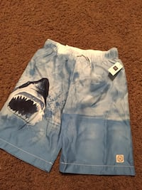 blue and white Nike shorts Jonesboro, 72401