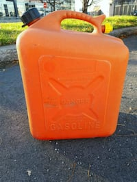 Gas Canister 5 US Gallon 776 km