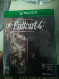 Fallout 4 Xbox One game case St. George, 84770