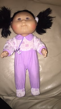Vintage Cabbage patch doll w/ trademark signature