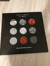 BLURRYFACE TWENTY ONE PILOTS VINYL RECORD