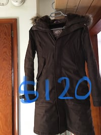 Tna winter jacket size xxs but fits like xsmall Calgary, T2E 1W8