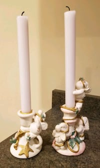 NEW Angel Candle Holders