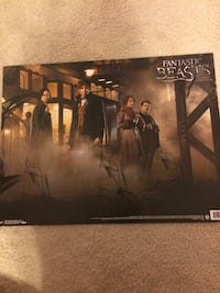 Fantastic beasts and where to find them poster Ballwin, 63011