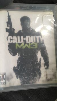 Mw3 PS3 quick sell Elkhart, 46514