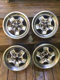 1970's stock Chevy rims Flanders, 07836