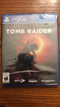 Shadow of the Tomb Raider (Unopened) Guelph, N1K 1V9