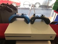 Xbox One S 1tb with 2 Controllers  New York, 10455