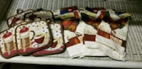 NEW with tags kitchen towels &potholders Thibodaux, 70301