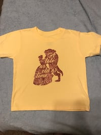 Disney Beauty and the Beast 4t shirt Alabaster, 35007