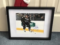 Joe Thornton signed and framed photo  Châteauguay, J6K 2M7