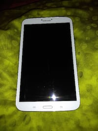 Samsung Galaxy Tab 3 (8-Inch, White Tablet) Perfect condition. null