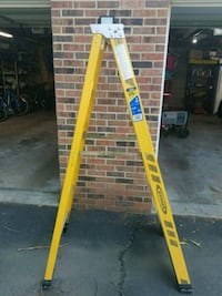 Werner 6 ft ladder 375lb capacity Haymarket, 20169