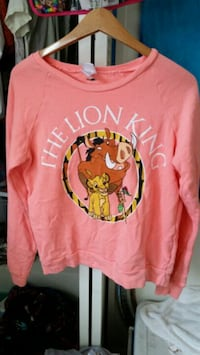 The Lion King sweatshirt Knoxville, 37916