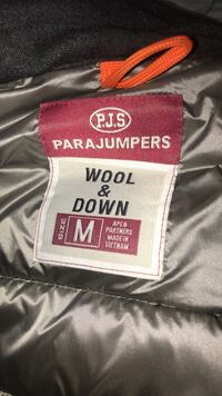 Parajumper Wool & Down Oslo, 0956