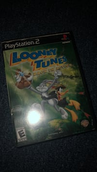 Ps2 Looney Tunes Game Valley Stream, 11580