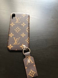 iPhone X case lv  VANCOUVER