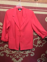 Jacket brand new size 14