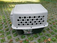 white and black pet carrier Falls Church, 22046