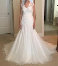 NWT Size 0 Melissa Sweet Wedding Dress Franklin, 37064