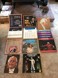 Arthur Fiedler Boston Pops Record Collection Beverly, 01915