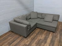 The Chesterfield Shop sectional sofa. FREE DELIVERY Toronto, M3H 5T5