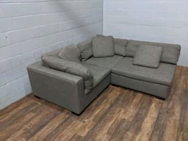 The Chesterfield Shop sectional sofa. FREE DELIVERY