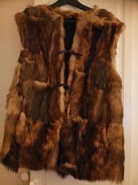 Pelsvest (natural fur)  6241 km
