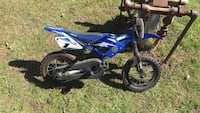 Blue and white  bike $10 Sioux Falls, 57103