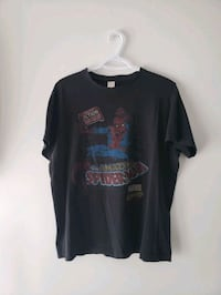SPIDERMAN MARVEL TSHIRT COMIC BOOK