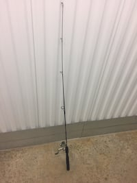 Ugly Stick Fishing Rod Quantum Reel Great Conditio