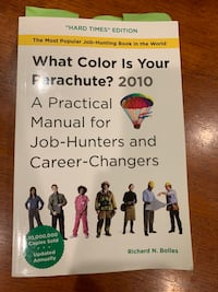 What color is your parachute? Murfreesboro, 37128