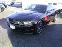 2011 Ford Mustang 2dr Cpe V6 Surrey
