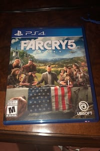Farcry 5 Ps4 Region all