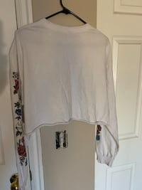White Cropped Top West Valley City, 84119