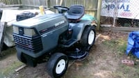 black and gray Craftsman ride on mower Woodbridge, 22193