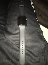 Space Gray Aluminum Series 1 Apple Watch Silver Spring, 20904
