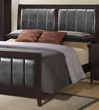 Brand new queen size bed (no mattress)  Silver Spring, 20901