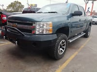 2012 Chevrolet Silverado 4X4 Houston