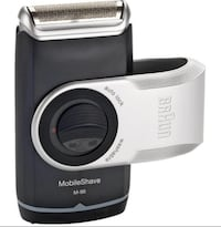 Braun M90 Mobile shave London