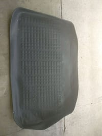 Black honda Odyssey trunk weather mat Bakersfield, 93304