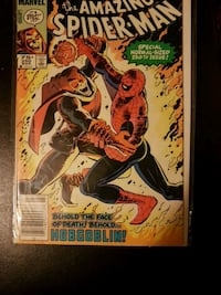 Marvel, The Amazing Spider-man #250
