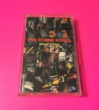 The Stone Roses - Second Coming (Kaset)