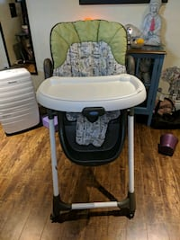 Graco highchair Oshawa, L1G