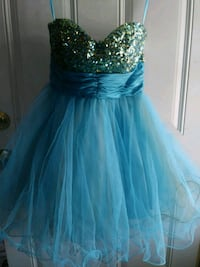Dancing Queen Tulle Prom Dress Des Moines, 50316