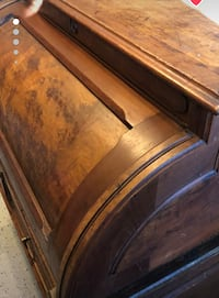 Antique roll top desk Olney