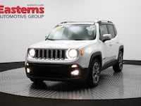 2016 Jeep Renegade Limited Sterling, 20166