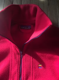 RARE APPLE x PATAGONIA employee sweater  Newmarket, L3Y 3Z3